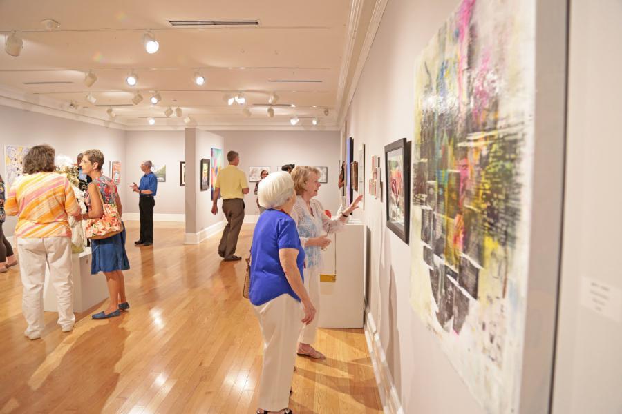 June 29 2017 Sumter Artists Guild opening show 12
